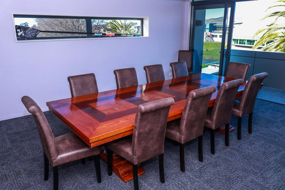 Meeting Room At Wallace Diack Chartered Accountants Ltd In Marlborough NZ